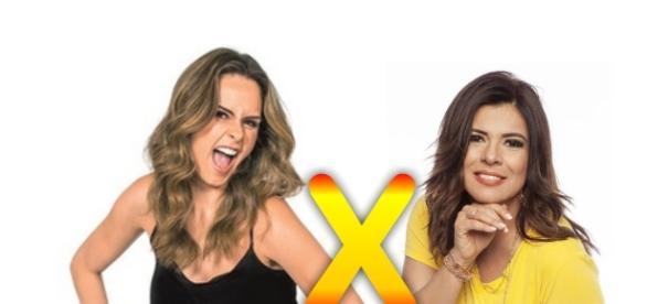 Ana Paula e Mara Maravilha devem fazer o programa mais polêmico até hoje