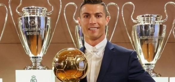 Balón de Oro - Cristiano gana su 4ª Balón de Oro