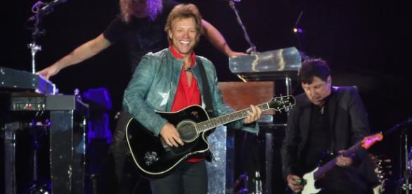 Bon Jovi virá para o Brasil em 2017