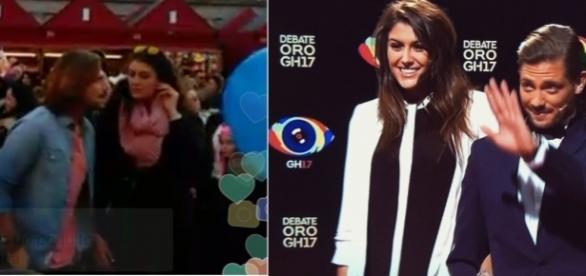 GH17: ¡Clara y Fernando, ¿más que amigos?!