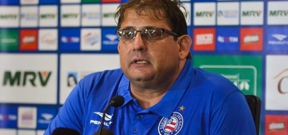 Guto vem de uma sequência de bons resultados nas equipes que trienou. Foto: EC BAHIA/Divulgação