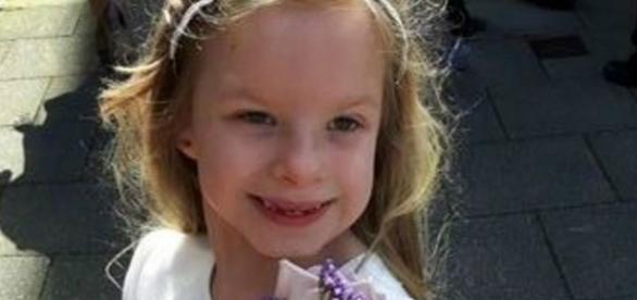 Keziah Flux-Edmonds foi afogada pelo pai