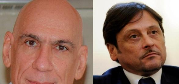 Luciano Uras e Dario Stefàno, ex SEL