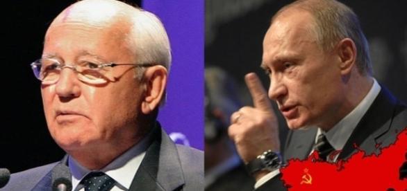 Mihail Gorbaciov, fostul Președinte al Uniunii Sovietice, avertizează că sub conducerea lui Putin fostul bloc ar putea fi reconstruit