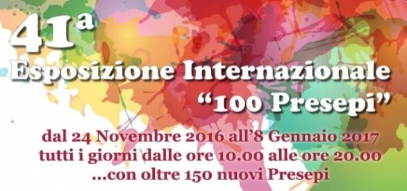 Mostra 100 Presepi a Roma in Piazza del Popolo