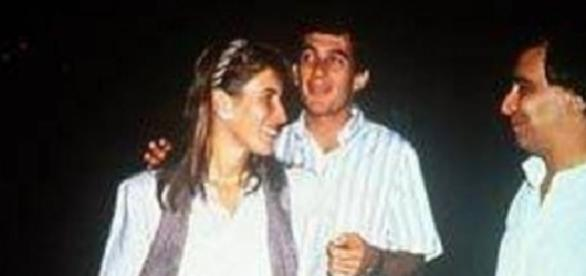 "Senna se relacionou com Adriane Yamin, herdeira da empresa ""Duchas Corona"