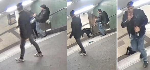 Um dos suspeitos de agredir jovem em estação de metrô em Berlim é encontrado