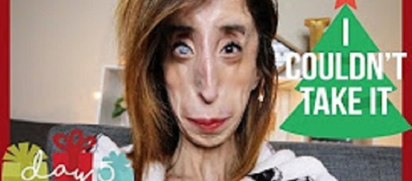 25 Best Memes About The World Is Cruel: Lizzie Velasquez 'world's Ugliest Woman' Gently Confronts