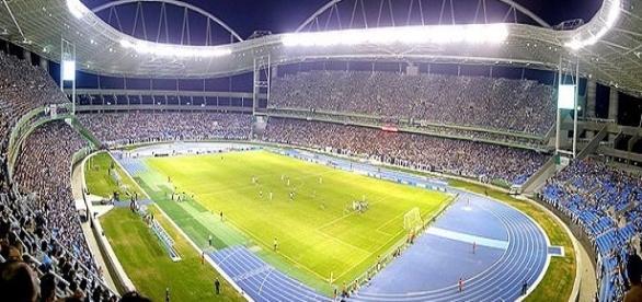 Botafogo libera Engenhão para Vasco e Fluminense, mas descarta jogos do Flamengo em 2017 (Foto: Wikimedia)
