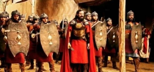 Exército de Ai derrota os hebreus em 'A Terra Prometida'