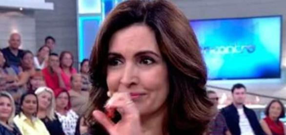 Fátima Bernades fala sobre ligação recebida pela mãe avisando do suposto sequestro