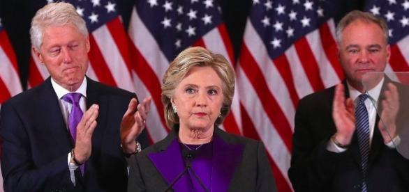 Hillary Clinton: Verraten von den eigenen Leuten? (Fotoverantw./URG Suisse: Blasting.News Archiv)