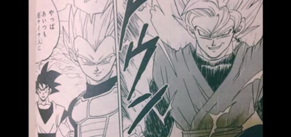 Información del manga en Dragon Ball Super