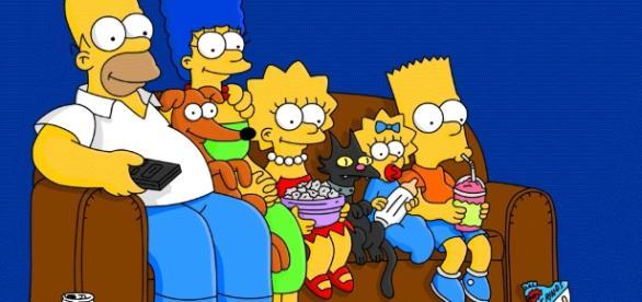 Los origenes de la familia Simpson