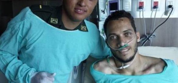 Neto encontra Herói que salvou sua vida - Google