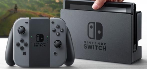 Nintendo Switch, com processador NVIDIA TEGRA