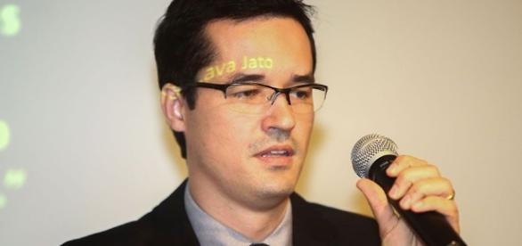 O procurador Deltan Dallagnol parabenizou decisão de ministro do Supremo