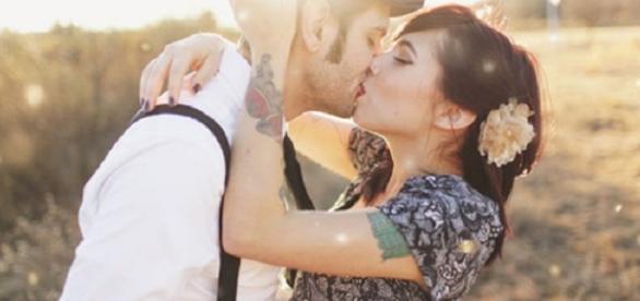 Os beijos trazem algo a mais para a relação