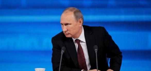 """Putin najpotężniejszym człowiekiem świata według magazynu """"Forbes"""""""
