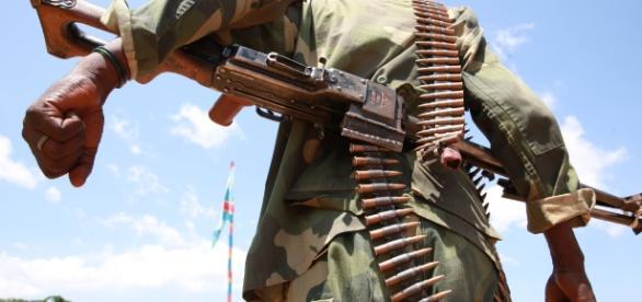 RDC Soldat Congo - Décembre - CC BY