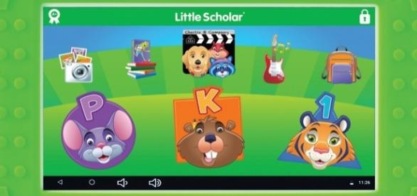 School Zone is a company that produces entertaining educational content such as games. / Photo via Nicole Brief, Southhard Inc. Used with permission.