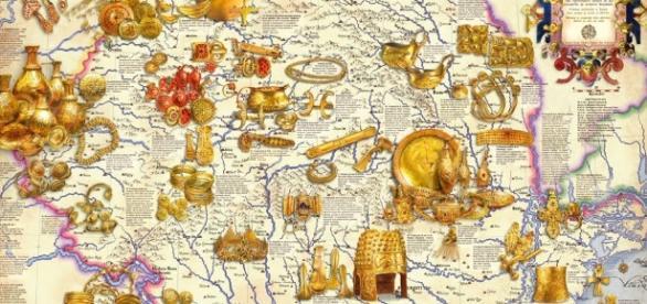 Scurta istorie a jefuirii bogaţiilor românilor de către straini