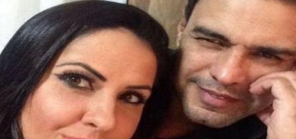 Zezé di Camargo e sua nova esposa - Google