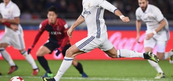 Cristiano Ronaldo fez três gols e ajudou o Real na conquista do título mundial