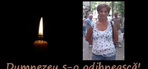 Ea este Rodica Tătar românca decedată în Italia