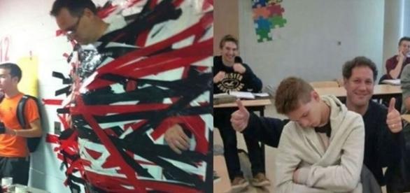 Esse professores provaram que podem ser criativos