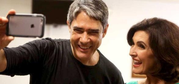 Fátima Bernardes e William Bonner Arquivos globo - Página 3 de 55 - Jornal Correio do Brasil - com.br