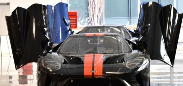 Ford GT é um superesportivo que terá apenas 1.000 unidades produzidas