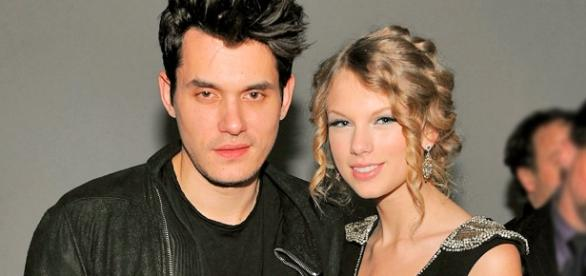 John Mayer e Taylor Swift já namoraram