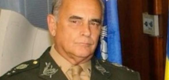 Militar diz que pode haver intervenção militar - Imagem/Google
