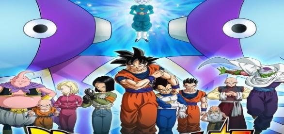 Personajes que van al torneo de Zeno sama