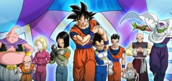 poster oficial del nuevo arco de dragon ball super