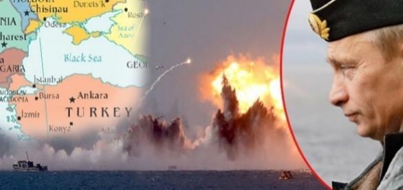 Rusia amenință cu război dacă țările membre NATO din zonă vor forma o flotă permanentă în Marea Neagră