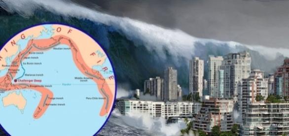 Savanții se tem că noua falie descoperită pe Cercul de Foc al Pacificului ar putea produce cutremure și tsunami-uri catastrofale