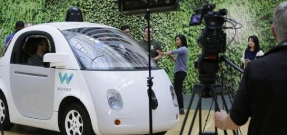 Tecnologia em carros autônomos desenvolvida pela Waymo