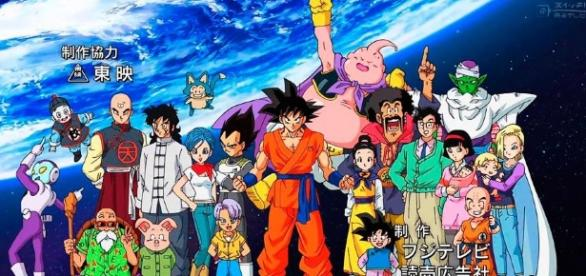 La serie Dragon Ball Super será de gran agrado
