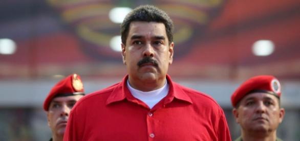 Schuld sind bei ihm immer die anderen: Präsident Maduro. (Fotoverantw./URG Suisse: Blasting.News Archiv)