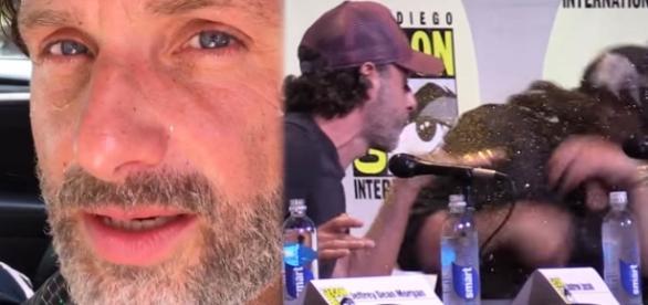 The Walking Dead : Le délire continue entre les deux stars de la série