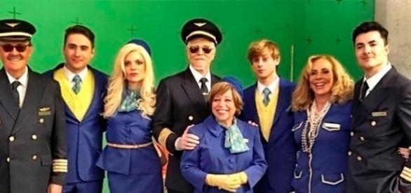 Após acidente da Chapecoense, série sobre companhia aérea não tem data para estrear (foto: Reprodução Facebook Miguel Falabella)