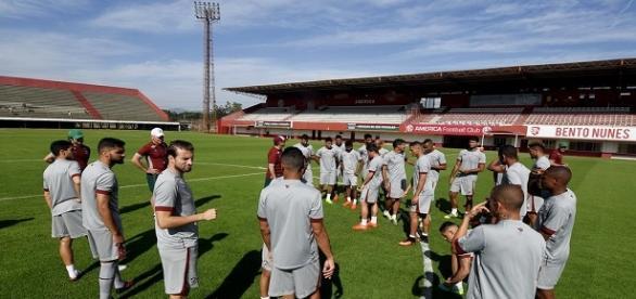 Fluminense virá com novidades para 2017 (Foto: Arquivo)