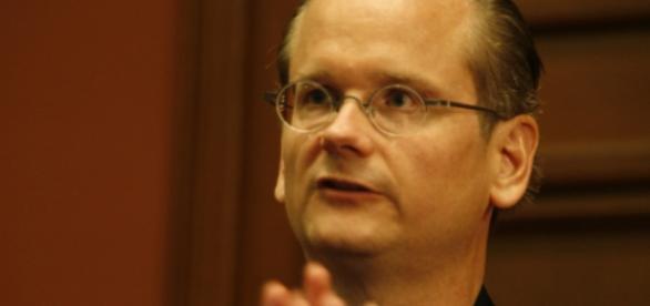 Lessig: Gelingt ihm die Zerstörung der US-Demokratie? (Fotoverantw./URG Suisse: Blasting.News Archiv)