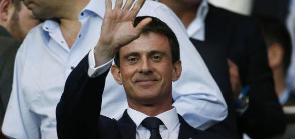 Manuel Valls bonjour ou au revoir !! ... - closermag.fr