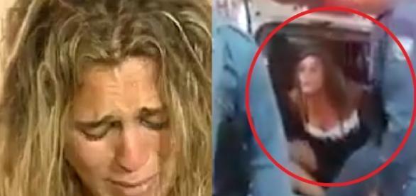 Mulher cospe em policial e reclama por prenderem Patricinha - Google