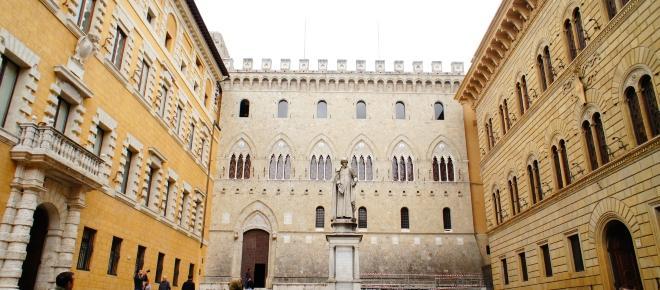 Freemasonry and bank, the harmonious tangle of MPS