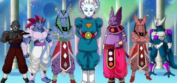 Daishinkan sama y los dioses poderosos