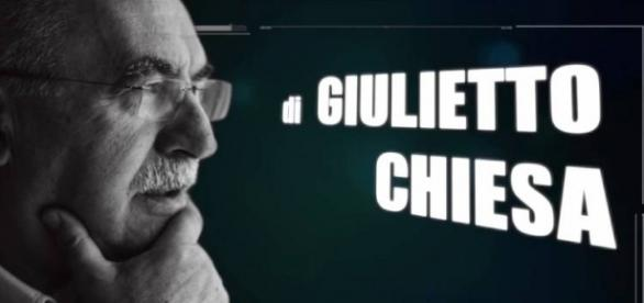 Giulietto Chiesa denuncia su Pandora TV la 'propaganda di guerra' su Aleppo